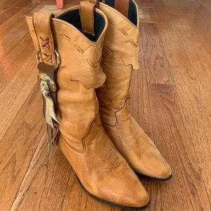 Deerskin Boots 6